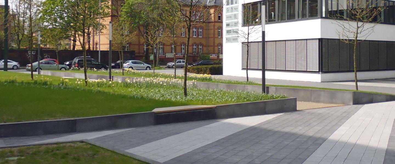 +grün Landschaftsarchitektur Düsseldorf