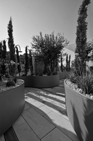 Dachgarten Cannes
